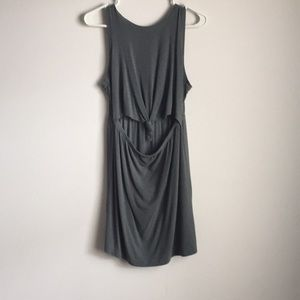 Aerie knitted cut out dress